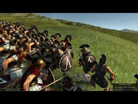 Troy Achilles  ( Rome Total War 2)