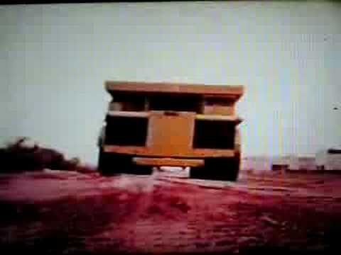 Terex Titan The World's Biggest Truck, Was Built In Canada.