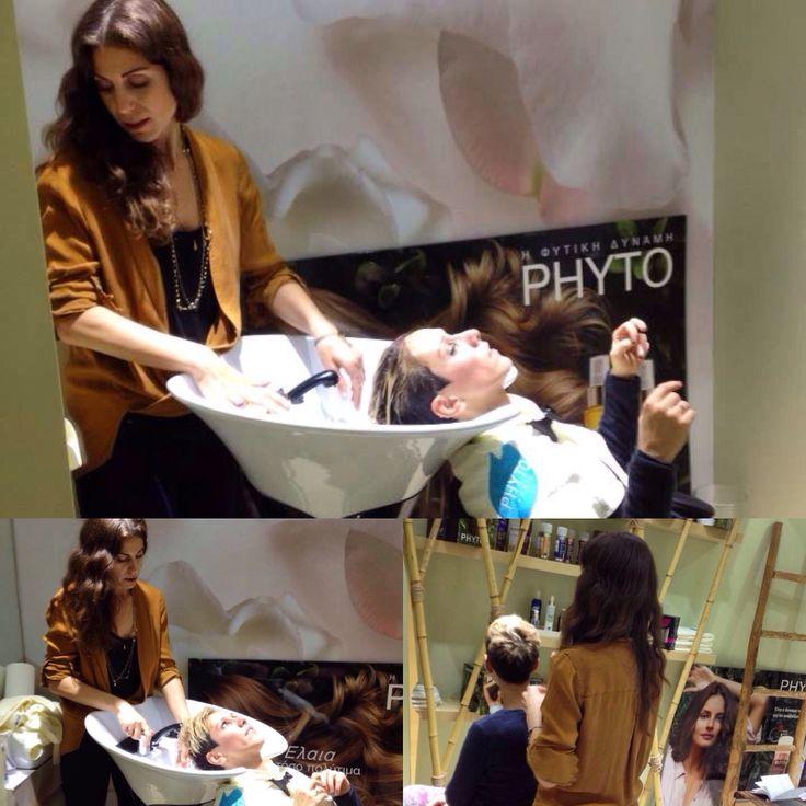 Ακόμα ένα υπέροχο Phyto Hair Care Lab event πραγματοποιήθηκε από την Hair Expert Proud Ambassador της PHYTO Στέλλα Σουλελέ, στο Φαρμακείο Χαϊμαλάς. Σε περιμένουμε στο επόμενο event της PHYTO Hellas. Stay tuned!