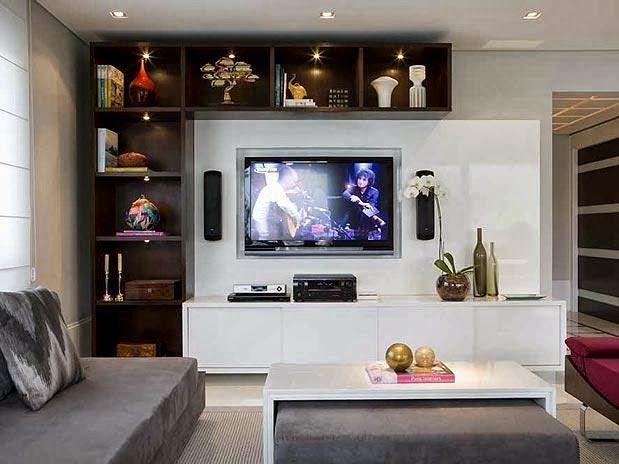 Salas de Estar e de TV Modernas!!!