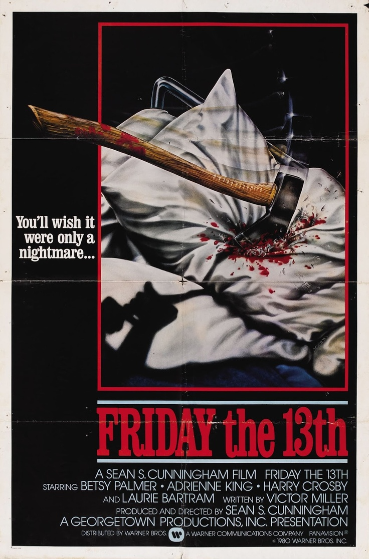 Friday The 13th - You'll Wish It were Only a Nightmare...