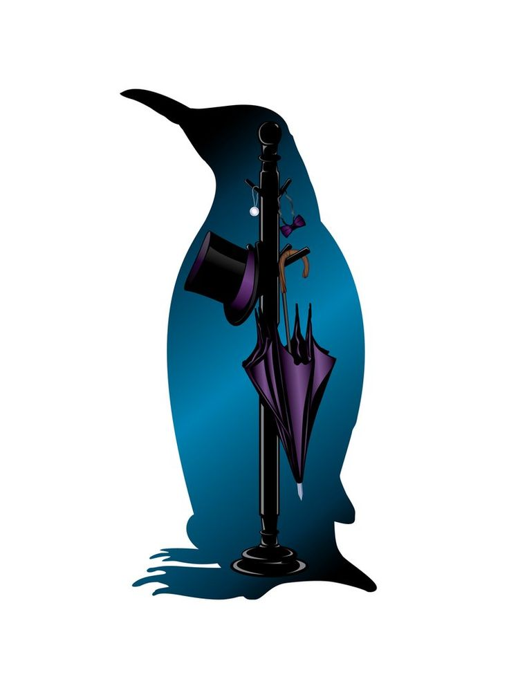 Inspired by The Penguin from the Batman comics, The Penguin's Personals is my tribute to Mr. Cobblepot.