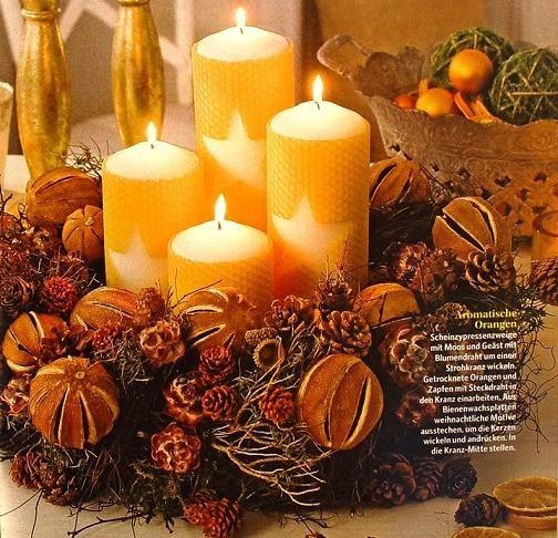 Sušené plody, květy, listí | Sušené ovoce, koření | Pomeranč sušený celý, 3 ks | Decoupage, ubrousky, aranžování, Twist Art