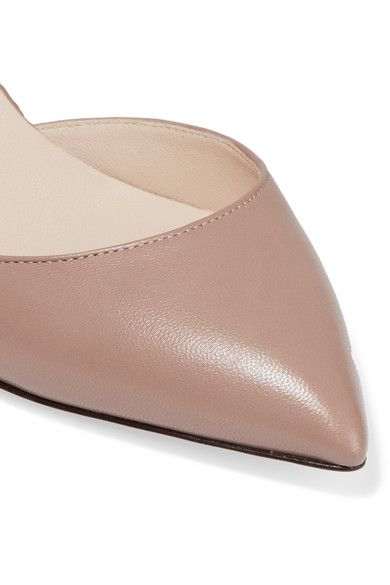 Jimmy Choo - Lucy Leather Pumps - Antique rose - IT
