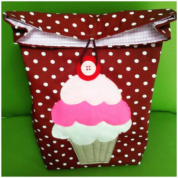 Lunch bag, souvenir bag, favor bag