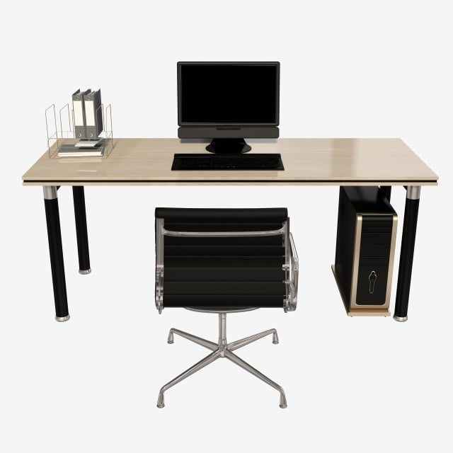 Leisure Computer Desk Computer Desk Desk Table Png Transparent Clipart Image And Psd File For Free Download Desk Brown Computer Desk Computer Desk