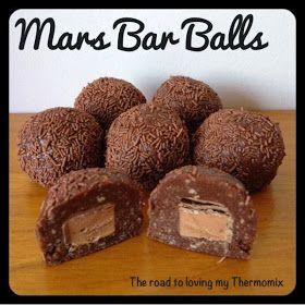 TRTLMT - Mars Bar Balls