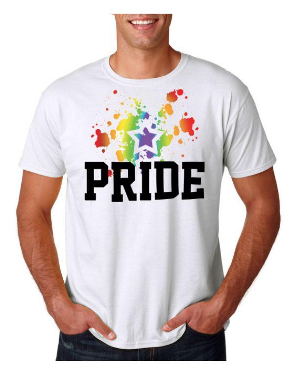 Gay Pride Tshirt (PRTS8)