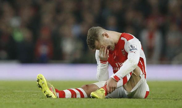 Jack Wilshere set for another spell on the sidelines after injuring ankle (By Seif_Soliman) http://worldinsport.com/jack-wilshere-set-for-another-spell-on-the-sidelines-after-injuring-ankle/