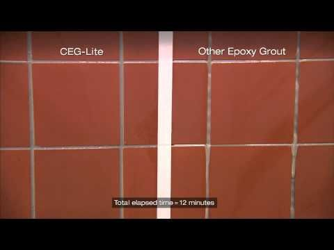 CEG-Lite 100% Solids Epoxy Grout | Custom Building Products #185 New Taupe