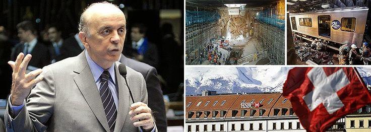 Não deu no Jornal Nacional: Caso HSBC traz pistas sobre Metro/Alstom