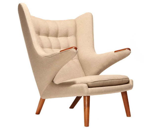 The Papa Bear Chair By Hans Wenger. I Love This Chair. May Have To
