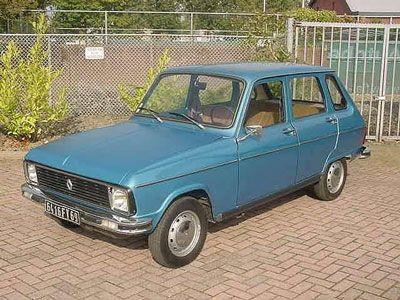 renault 6 | Vehículo recreativo crossover, en base al Renault 6. - Taringa!