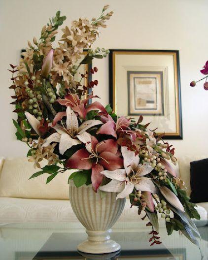 Baroque Floral Arrangements S Curve wwwimgarcadecom