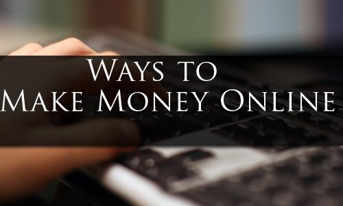 Ways to execute Money Online    On this post I'm gonna share some ways to make money online. However, you need to have a website or blog just like this one & skills in writing to do this. If you don't have a blog or website you can have a blog for free at blogger.com, or you can select other blogging platforms on the internet today. It's up to you.