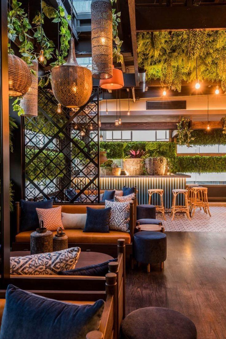 Restaurant Cafe Dekor Cafe Interior Design Cafe Design Restaurant Interior Design