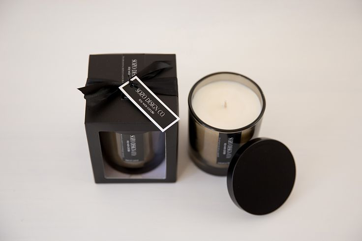 Collection of handmade eco-soy wax candles made in NZ. www.sozodesign.co.nz