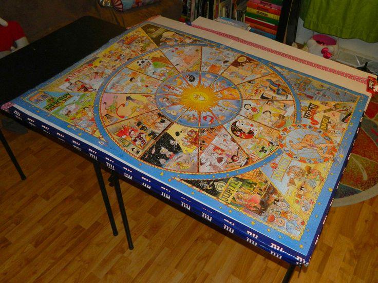 astro world by hugo prades heye 4000 pieces 2000. Black Bedroom Furniture Sets. Home Design Ideas