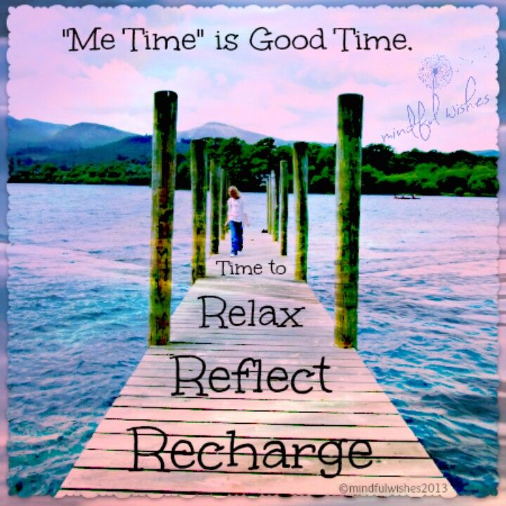 Take Time To Reflect Quotes: Time Out For Mum's.
