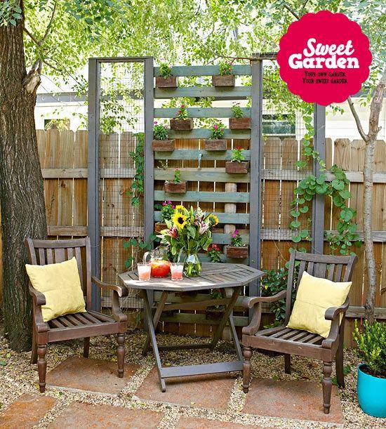 Creative Garden idea