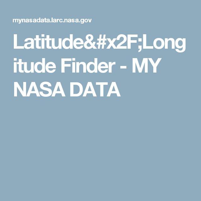 The Best Latitude And Longitude Finder Ideas On Pinterest - Altitude longitude finder