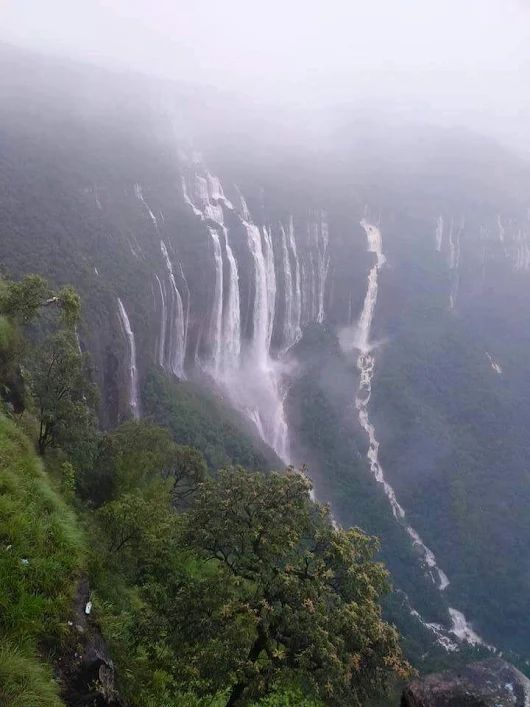 Cherrapunji, Meghalaya, Incredible India