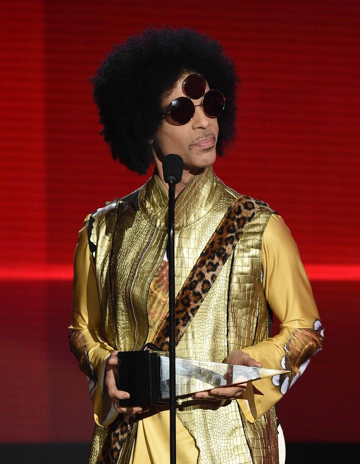 Photo Gallery: Prince at the American Music Awards | American Music Awards