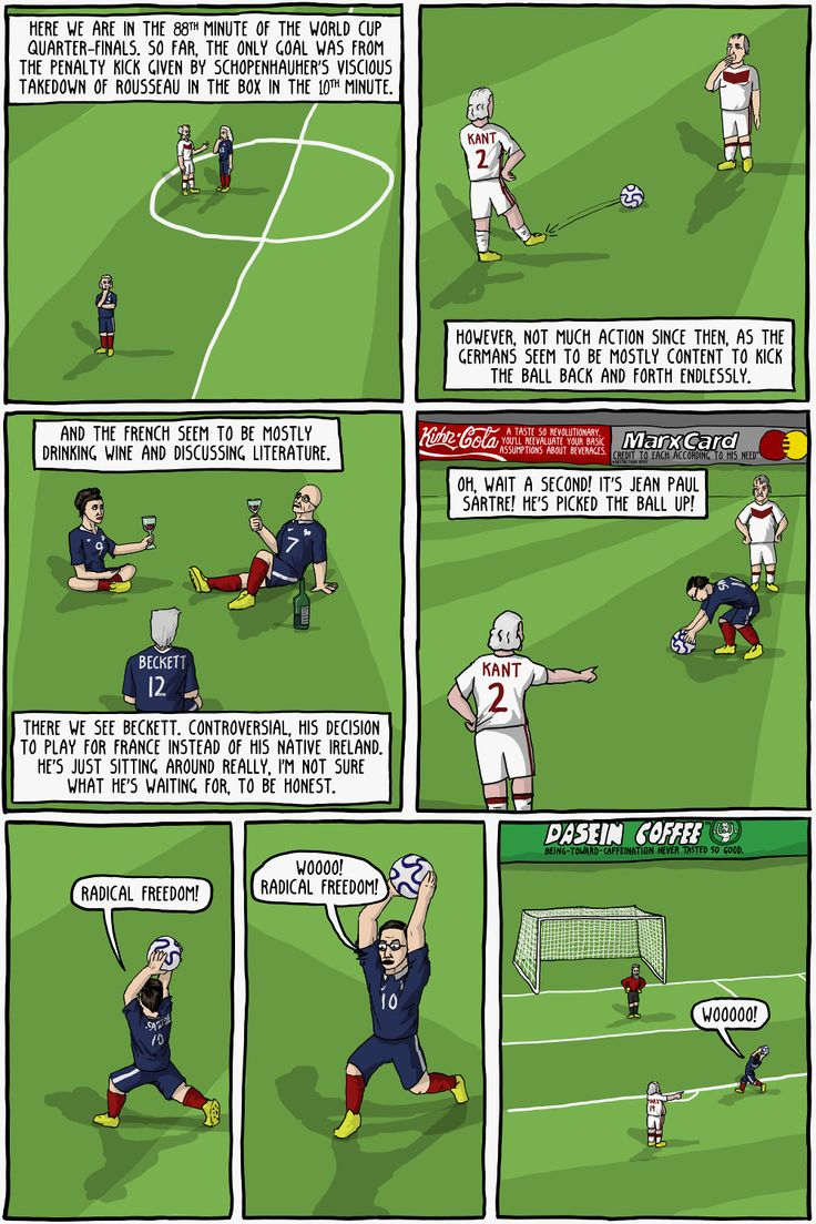 World Cup Philosophy: Germany vs France - Existential ...