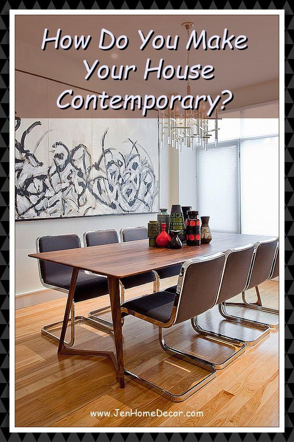 Pin On Contemporary Decor Ideas