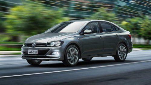 New VW Virtus debuts as South America's Polo sedan