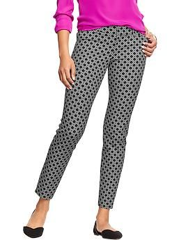 Womens The Pixie Ankle Pants - The Pixies are my favorite work pant. Great material with a little stretch. Like J Crew Minnies only nicer and LESS expensive!