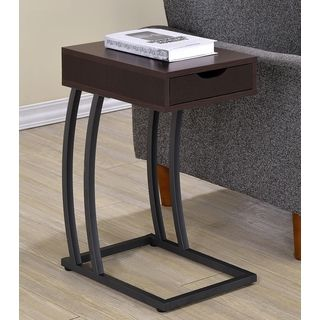 Upton Home Delaney Side Table W Power And Usb Overstock