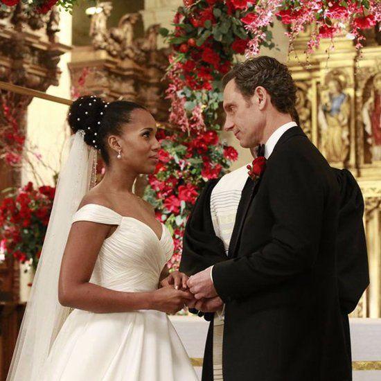 Kerry Washington Wedding