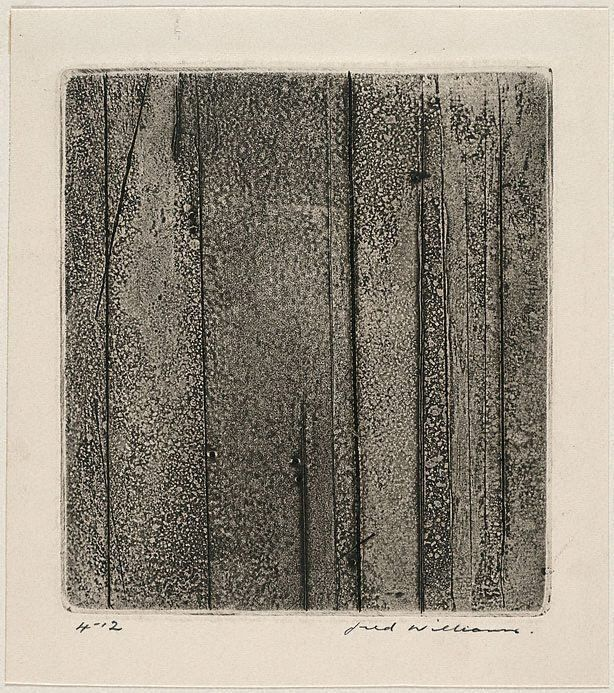 [+] Fred Williams (Australia, England 1927–1982) Sherbrooke Forest number 4, from the album Volume 3