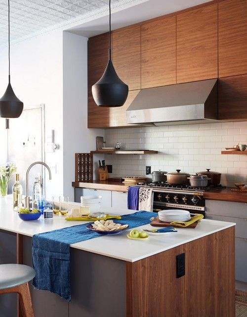 10 Cozinhas Com Madeira   Constance Zahn. Kitchen PendantsDesign ... Part 47
