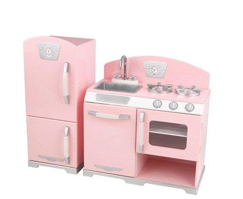 Die besten 25+ Kidkraft Retroküche Ideen auf Pinterest Kleinkind - miniküche mit kühlschrank