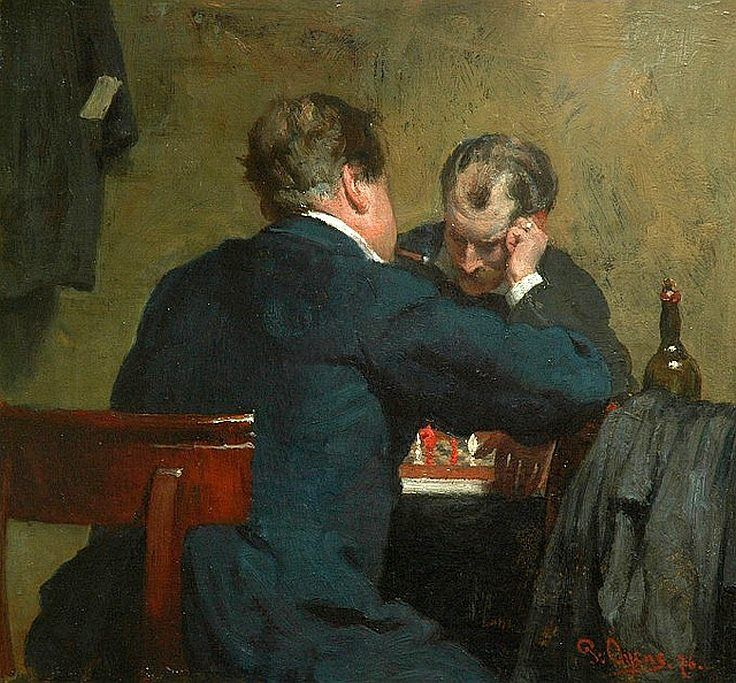 Pieter y David Oyens , gemelos univitelinos, fueron unos pintores holandeses del siglo XIX especializados en escenas de género. Hereder...