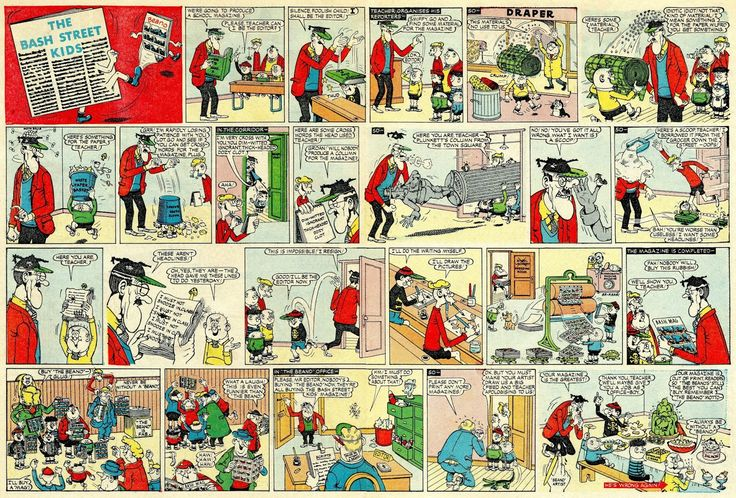 From The Beano # 1160, 1964.