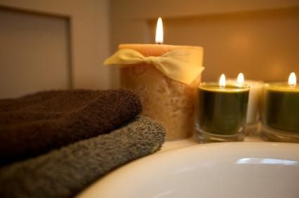 SPA DECOR FOR HOME