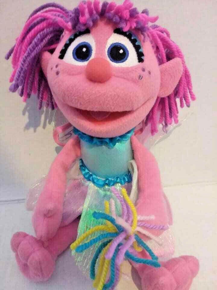 Gund Sesame Street Everyday Abby Cadabby 12 Plush Doll 2010