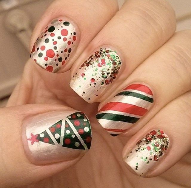 The 25 best sophisticated nails ideas on pinterest fall gel top 10 outstanding christmas nail art pictures sophisticated nail art designs for christmas party prinsesfo Images