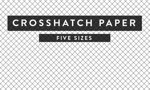 crosshatch paper Several different patterns for printable paper--how handy is that??!!