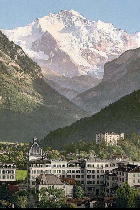 Interlaken, Switzerland Interlaken is a town and municipality in the…