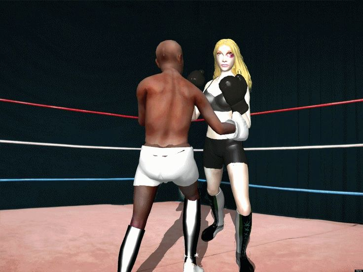 Ko Mixed Boxing by andypedro