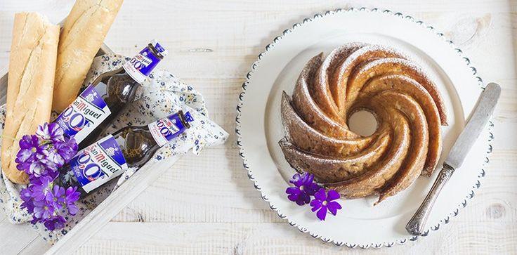 Receta de aprovechamiento de tarta de pan duro. Receta con fotos del paso a paso y sugerencias de presentación. Trucos y consejos de elaboración
