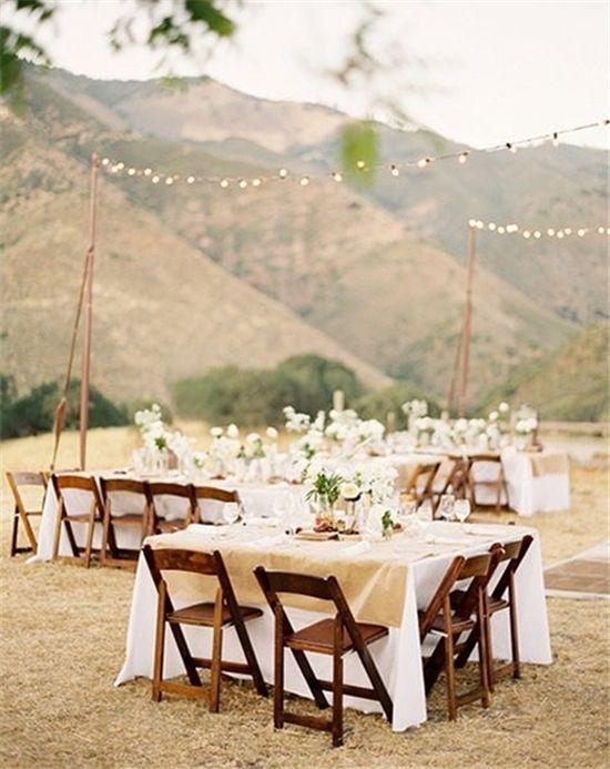 Les meilleures idées pour le mariage d'automne et robes pour mariage d'automne