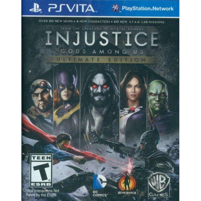 Injustice Gods Among Us Ultimate Edition Injustice Game Codes Cheating