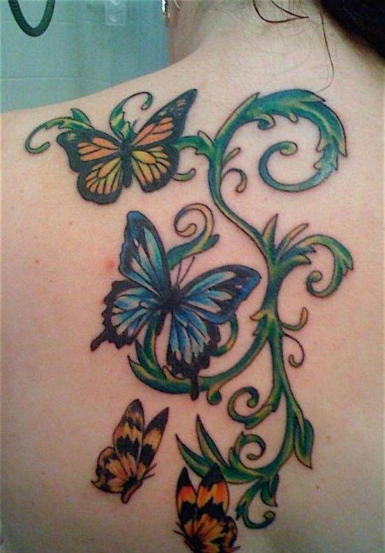 9 best vine tattoo design ideas images on pinterest for Vine craft ideas