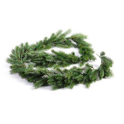 Tannengirlande Kunststoff, grün