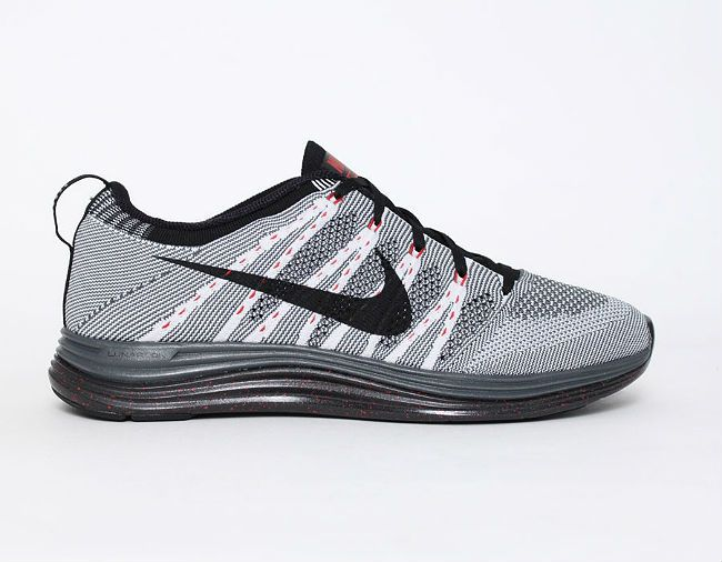 cheap for discount 0b565 9cf27 ... reduced nike flyknit lunar 1 grey red 402a9 04bfc ...